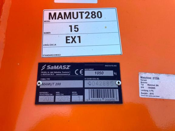 Other Mammut 280 SONDERPRe