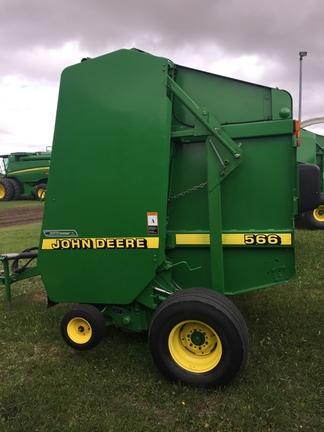 1998 John Deere 566 - Round Balers - John Deere MachineFinder