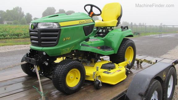 Honda Bloomington Il >> John Deere x580 Lawn & Garden Tractors for Sale   [83307]