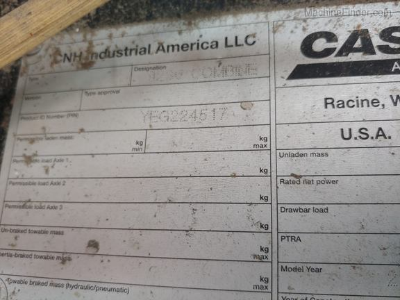 Case IH 9230AFS