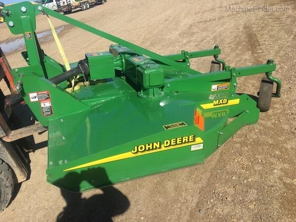 2013 John Deere MX8