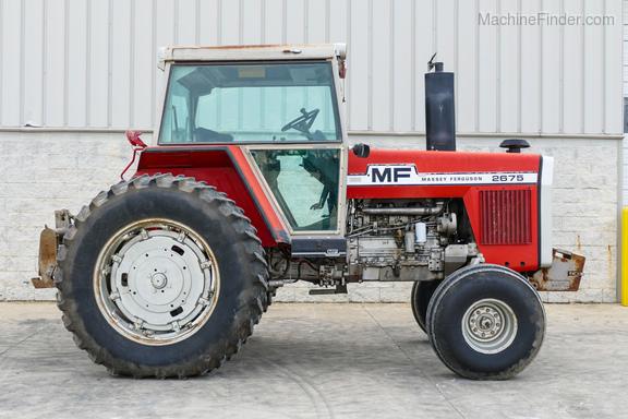 1979 Massey Ferguson 2675-4