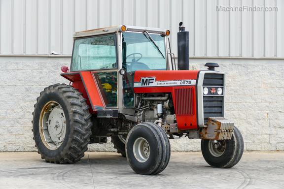 1979 Massey Ferguson 2675-1