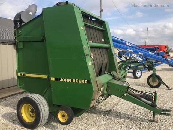 John Deere 535