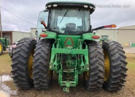 2015 John Deere 8245R-2