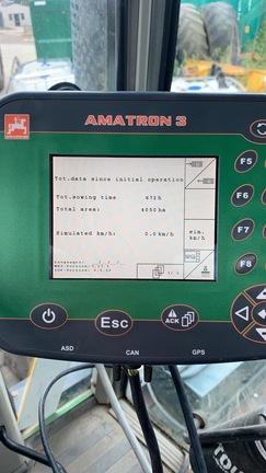 Amazone EDX 6000 - 2C