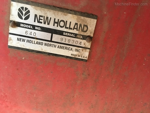 1994 New Holland 640