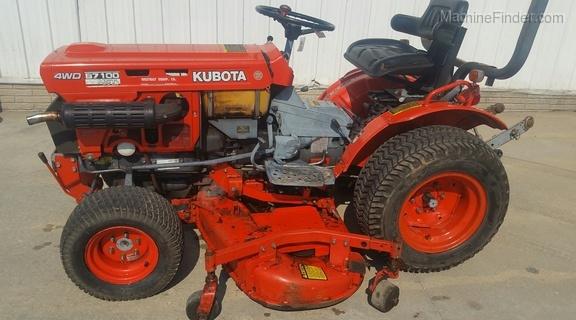 Kubota B7100 HSD
