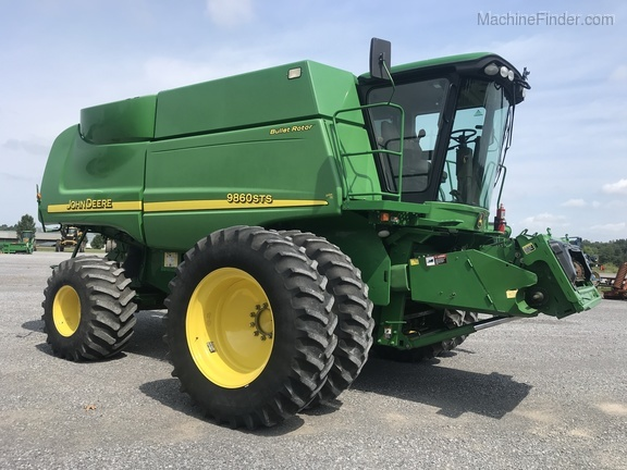 Photo of 2007 John Deere 9860 STS