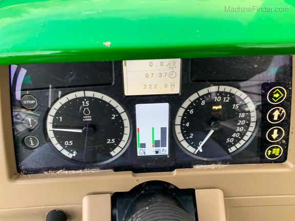 2018 John Deere 6120M-16