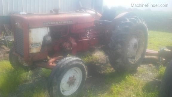 1967 International Harvester 424