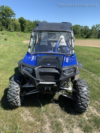 2010 Polaris RZR 800 S-4 Robby Gordon Off road Edition