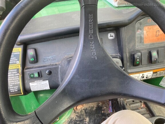 2015 John Deere XUV 825i Power Steering Image 4