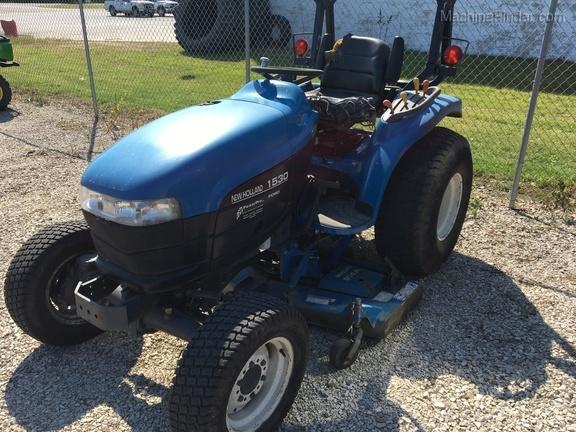 john deere 1530 tractor horsepower