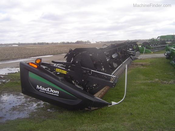 MacDon FD75-35