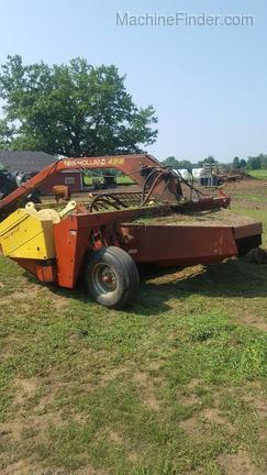 1991 New Holland 499