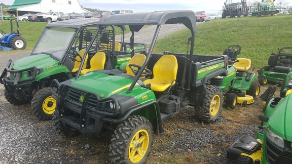 2015 John Deere XUV 825i Power Steering