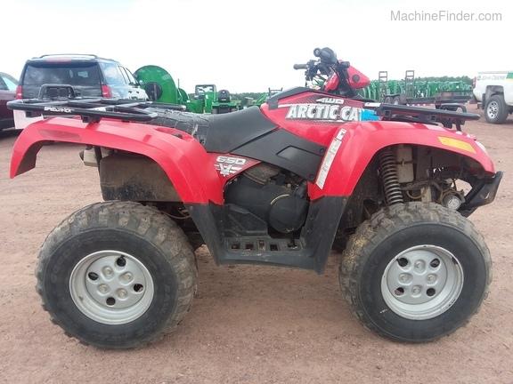 2005 Arctic Cat 650 V2 4X4 - ATVs & Gators - Mason, WI