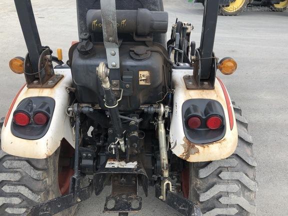 2010 Bobcat CT122 - Compact Utility Tractors - Woodstock, NB