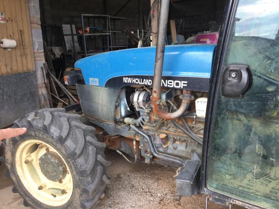 New Holland TNF 90