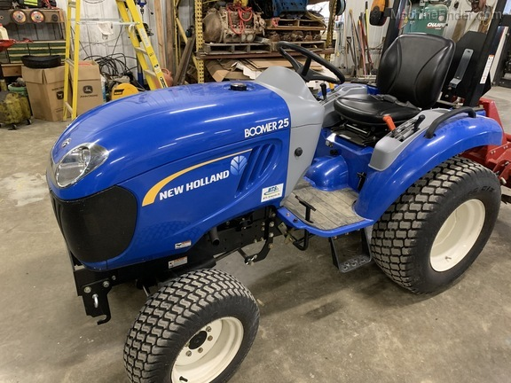 2012 New Holland Boomer 25 Image 1