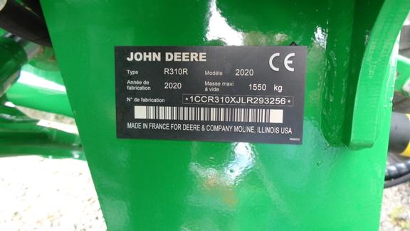 John Deere R310R