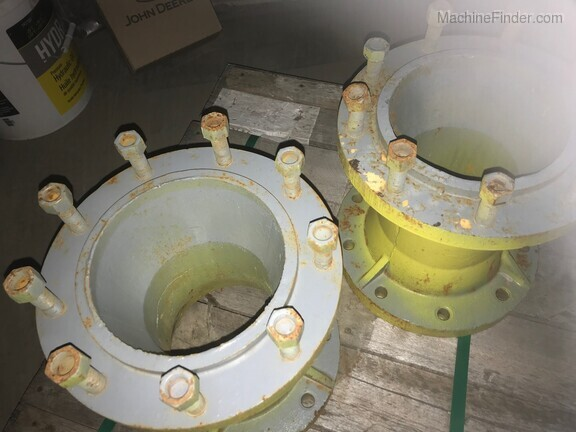 John Deere D-250-1 SPOOL HUB SPACERS