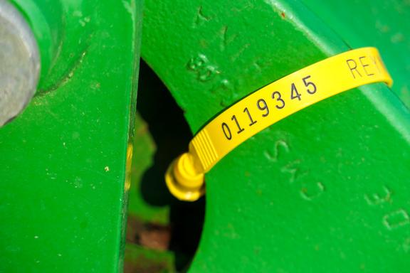 2012 John Deere MX15-13