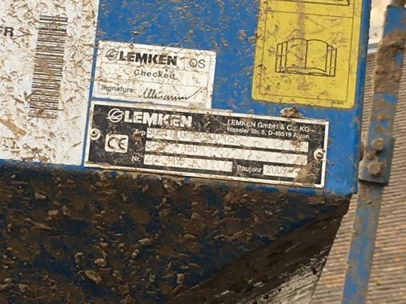 Lemken ZIRKON 10 + SOLITAIR 8