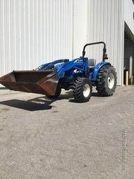 2004 New Holland TC55DA