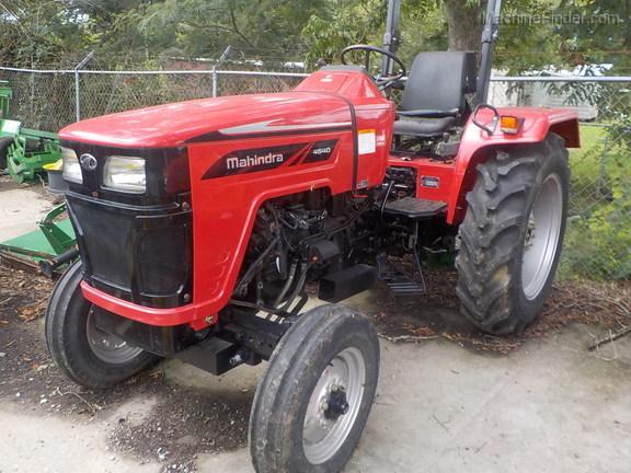 Mahindra 4540