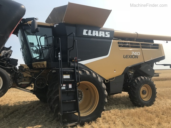 2014 Claas 740