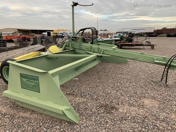 2014 Other Darbyshire D-16 16ft Laser Scarper W/HYD UNIT