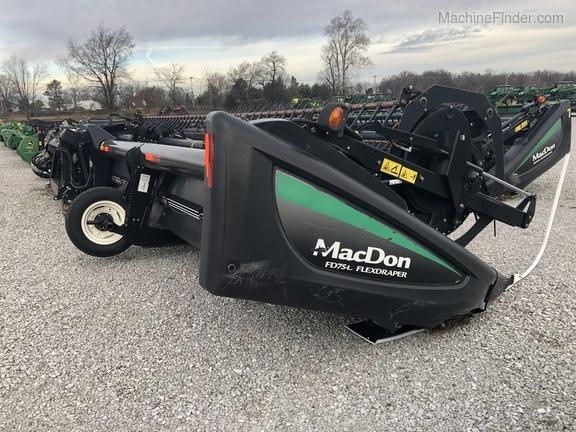 Photo of 2015 MacDon FD75-45