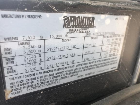 Frontier HT1242