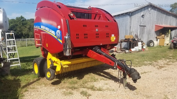 2016 New Holland Rollbelt 560 Image 3