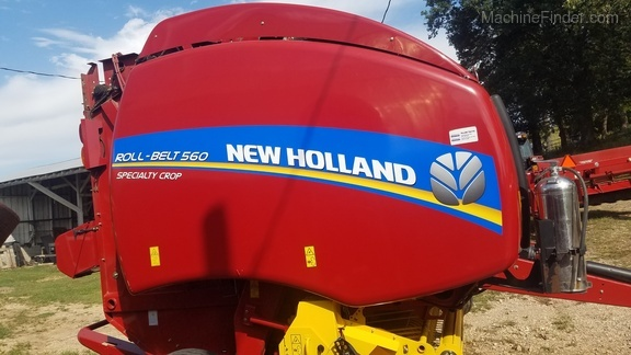 2016 New Holland Rollbelt 560 Image 1