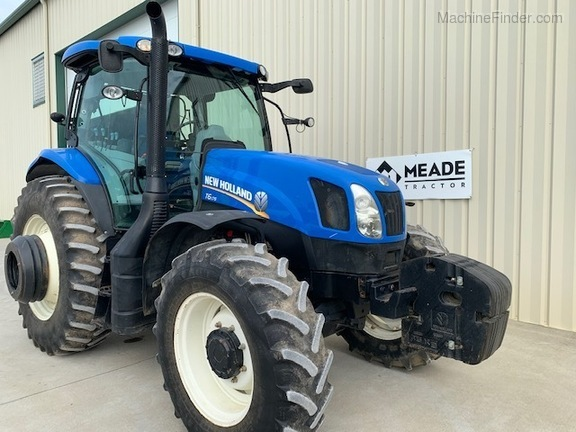 2013 New Holland T6.175 Image 2