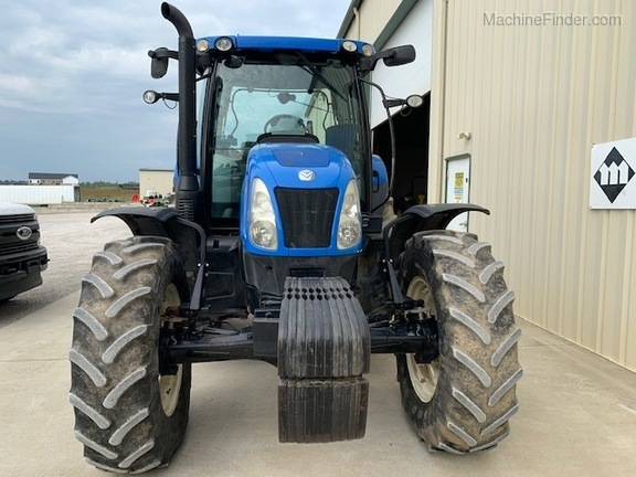 2013 New Holland T6.175 Image 5