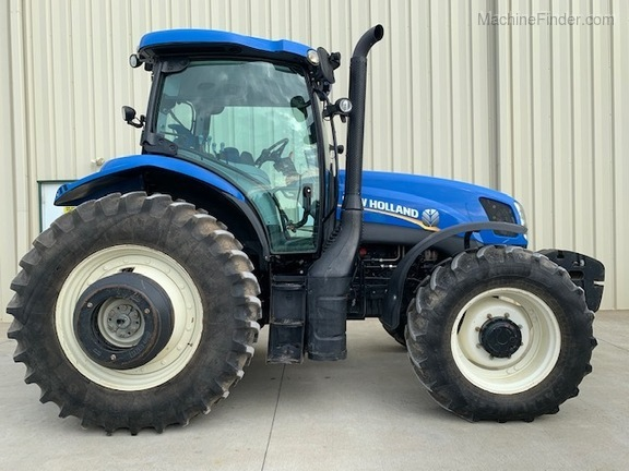 2013 New Holland T6.175 Image 10
