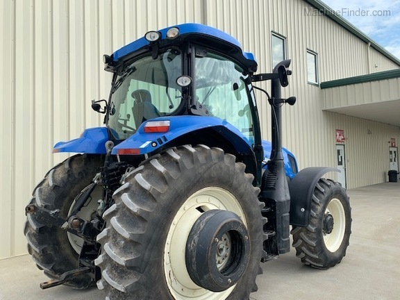 2013 New Holland T6.175 Image 9