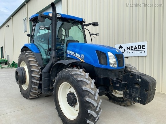 2013 New Holland T6.175 Image 12