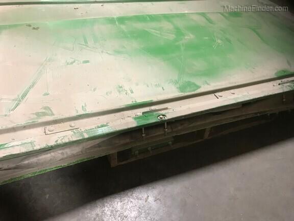 John Deere FOLDING GRAIN TANK COVERS