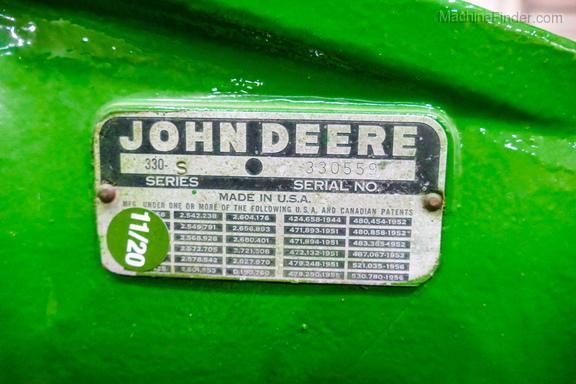 1959 John Deere 330-19