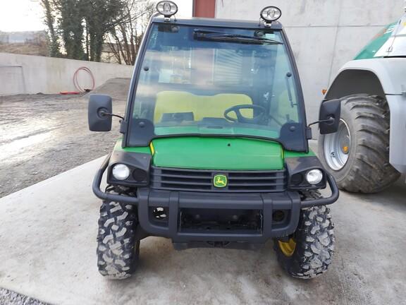 John Deere XUV 855D GREEN