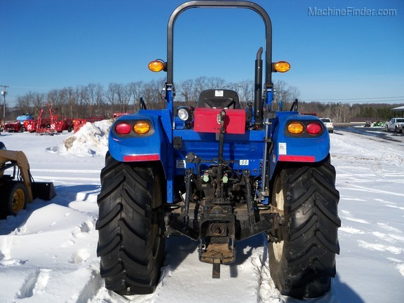 2012 New Holland POWERSTAR T4.75