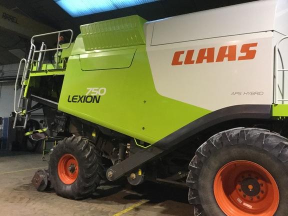 Claas LEXION 750R