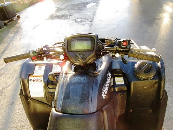 Suzuki Kingquad 450AXi