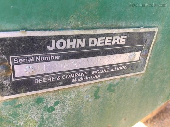 Photo of 1980 John Deere 630