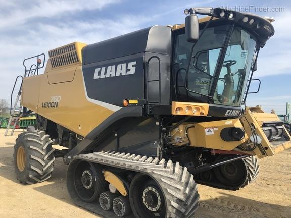 Claas 760TT